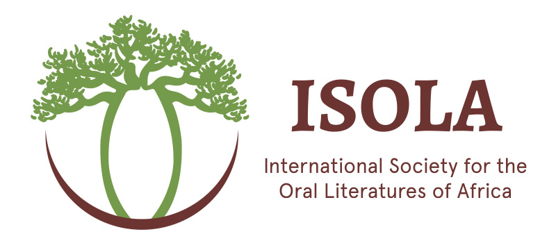International Society for the Oral Literatures of Africa